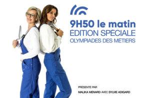 Olympiades des Métiers 2018